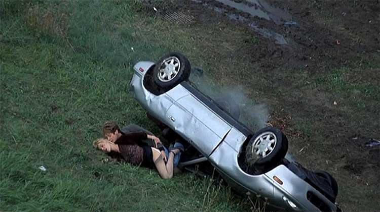La Car Crash News