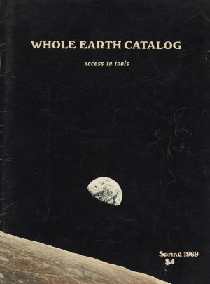 Whole Earth Catalog cover